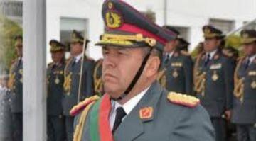 """General Jorge Mendieta, segundo exjefe militar privado de libertad por el caso """"golpe de Estado"""""""