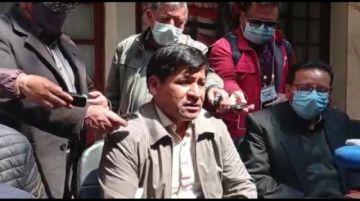 Gobernación defiende procesos de licitación en Potosí