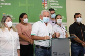 """""""El MAS cambió de actores, pero su esencia antidemocrática de abuso y atropello permanece fiel"""", dice Costas"""