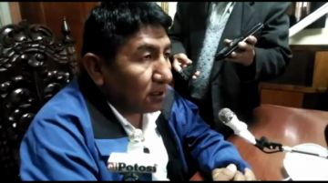 Inicia el proceso de transición en el Gobierno Departamental de Potosí