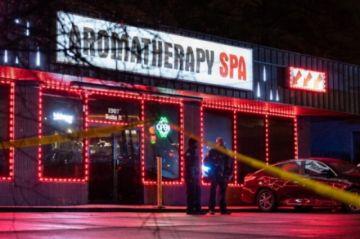 Reportan que hay ocho muertos en tiroteos en salones de masaje asiáticos de EEUU