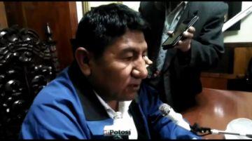 Nuevo gobernador electo de Potosí dice que quiere recuperar créditos en riesgo