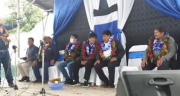 "Monteagudo: Alcalde llama ""solteronas"" a mujeres que se movilizaron contra Evo Morales"
