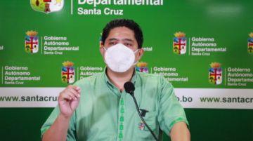 El 85% de los nuevos casos corresponden al municipio de Santa Cruz de la Sierra