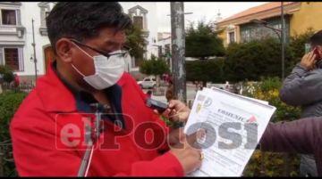 Médicos anuncian impugnación de convocatoria del Sedes