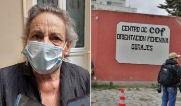 Amparo Carvajal visitó a Añez: 'Me dijo que estaba en huelga de hambre' y 'para qué vivir'