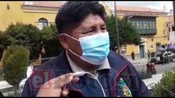 Chuquihuta fue afectado por la helada y espera ayuda de la Gobernación