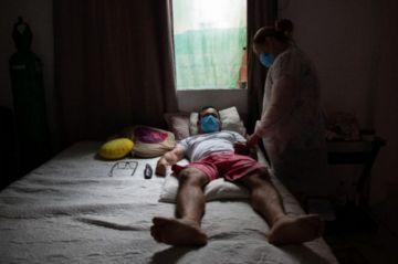 Manaos, la ciudad amazónica que tuvo que luchar por respirar