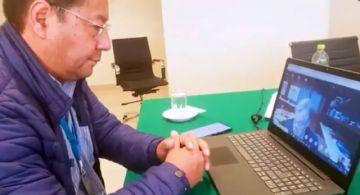 ONU: Secretario General en conversación con Arce abogó por los derechos humanos