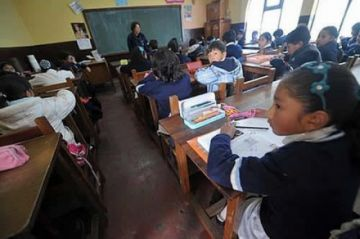 El Ministerio de Educación ratifica que clases semipresenciales será gradual