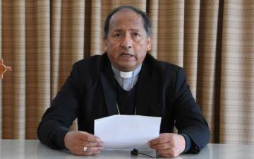 Iglesia católica afirma que el MAS estuvo de acuerdo con la sucesión y luego no cumplió
