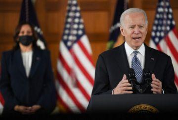 Biden condena en Atlanta la violencia contra estadounidenses de origen asiático