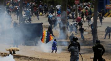 El CIDES insta al Gobierno a cesar el despliegue punitivo para sus rivales políticos