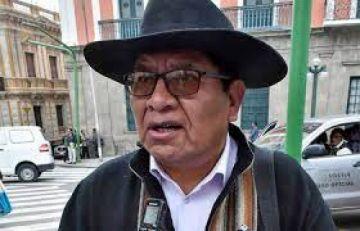 De la Cruz: Eso del golpe es un plan para que Arce renuncie y Evo Morales sea restituido
