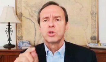 Jorge Quiroga ve 'crueldad' de Arce contra Añez y 'silencio cómplice' de la CIDH, Bachelet y la UE