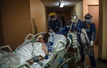Chile supera por primera vez los 7.000 casos nuevos de covid-19 en un día