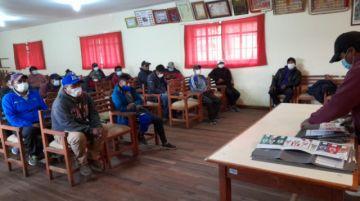 Votación en tres mesas en Potosí tuvo más del 60% de participación ciudadana