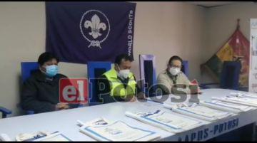 Aapos y los Scoutts firman un convenio para el cuidado del agua