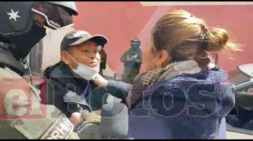 Se genera peleaen el conflicto por la dirigencia de Fedecomin