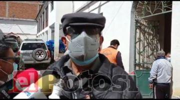 Trabajadores municipales piden estabilidad laboral en la Alcaldía de Potosí