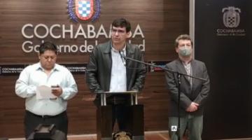 Tras un periodo de inestabilidad, Leyes renuncia a la Alcaldía de Cochabamba