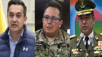 Policía sospecha que exministro Núñez, exjefes de FFAA y Policía huyeron hacia Colombia