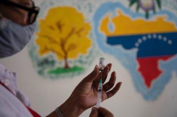 """OPS está """"optimista"""" sobre acceso de Venezuela a vacunas anticovid del Covax"""