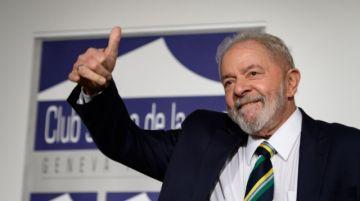 """Corte suprema de Brasil declara """"parcial"""" al juez Moro, que condenó a Lula"""