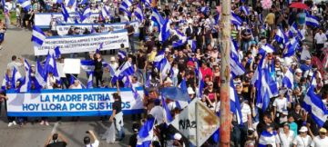Gobierno de Arce vota en contra de la resolución de la ONU que condena represión en Nicaragua