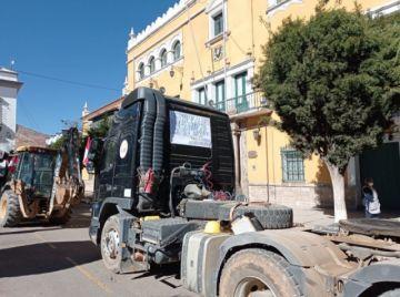 Cadeco Potosí inicia medidas de presión contra la gobernación