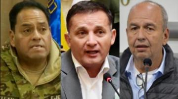Declaran en rebeldía y ordenan aprehensión de Murillo, López y Orellana por caso Huayllani