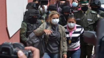 Tribunal rechaza apelación contra orden de aprehensión de Jeanine Áñez