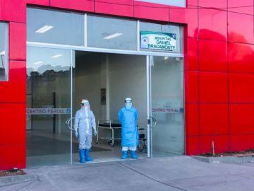 El Centro Covid Sevilla nació por la necesidad generada por el nuevo virus
