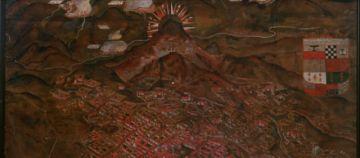 La historia inicial de Potosí está repartida en España