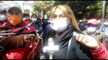 Comunarios de Jesús Valle denuncian intento de avasallamiento