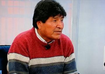 Evo Morales asegura que dejó el cargo el 10 de noviembre tras 'sugerencia' de las FFAA