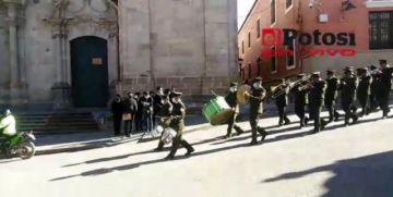 Comienzan los actos en homenaje al 1º de Abril en Potosí