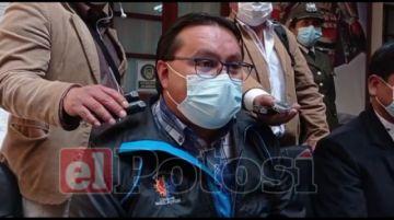 Sedes recomienda no bajar la guardia porque Potosí sigue en riesgo