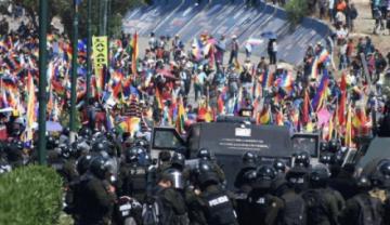 Caso Sacaba: Justicia otorga medidas sustitutivas a excomandante de la Policía