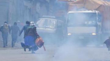 Adepcoca denuncia abusos de la Policía y permisividad con afines al MAS que portan dinamitas