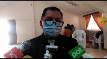 La Iglesia católica en Potosí pide cuidarse del coronavirus