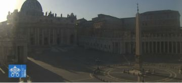 En directo: Así se vive en El Vaticano  el Viernes Santo
