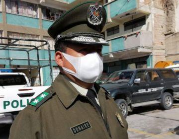 La Policía reporta el deceso de dos personas mientras realizaban trabajo en edificios