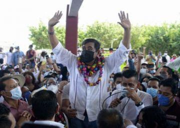 México inicia campaña para elección intermedia teñida de sangre