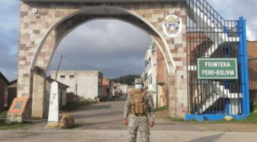 Perú cierra fronteras con Bolivia durante la Semana Santa y fin de semana