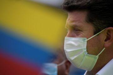 """Colombia dice que """"el narcotráfico se está tomando"""" Venezuela con complicidad de Maduro"""