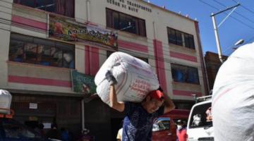 Diputado del MAS advierte que mercado de coca en Kalajahuira es ilegal y solicita informe