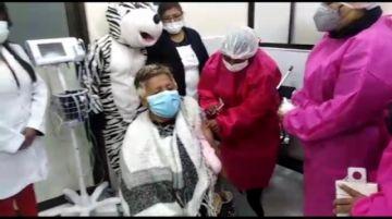 Inicia la vacunación masiva en Potosí