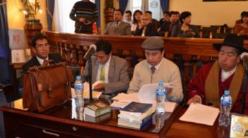 MAS plantea 10 cambios a la Ley de Juicio de Responsabilidades contra Altas Autoridades