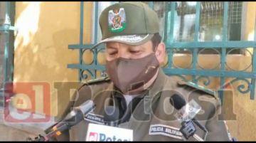 Reportan tres accidentes de tránsito en Potosí